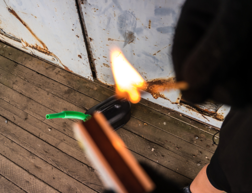 Brandstifter aus Perl überführt