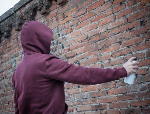 Sachbeschädigung durch Graffitiin Saarlouis in mindestens 36 Fällen