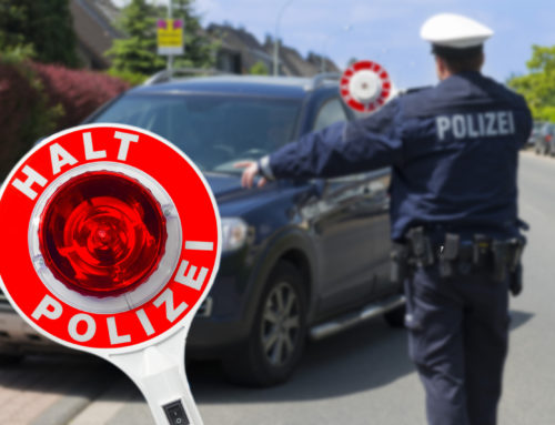 Verkehrskontrollen in Saarbrücken