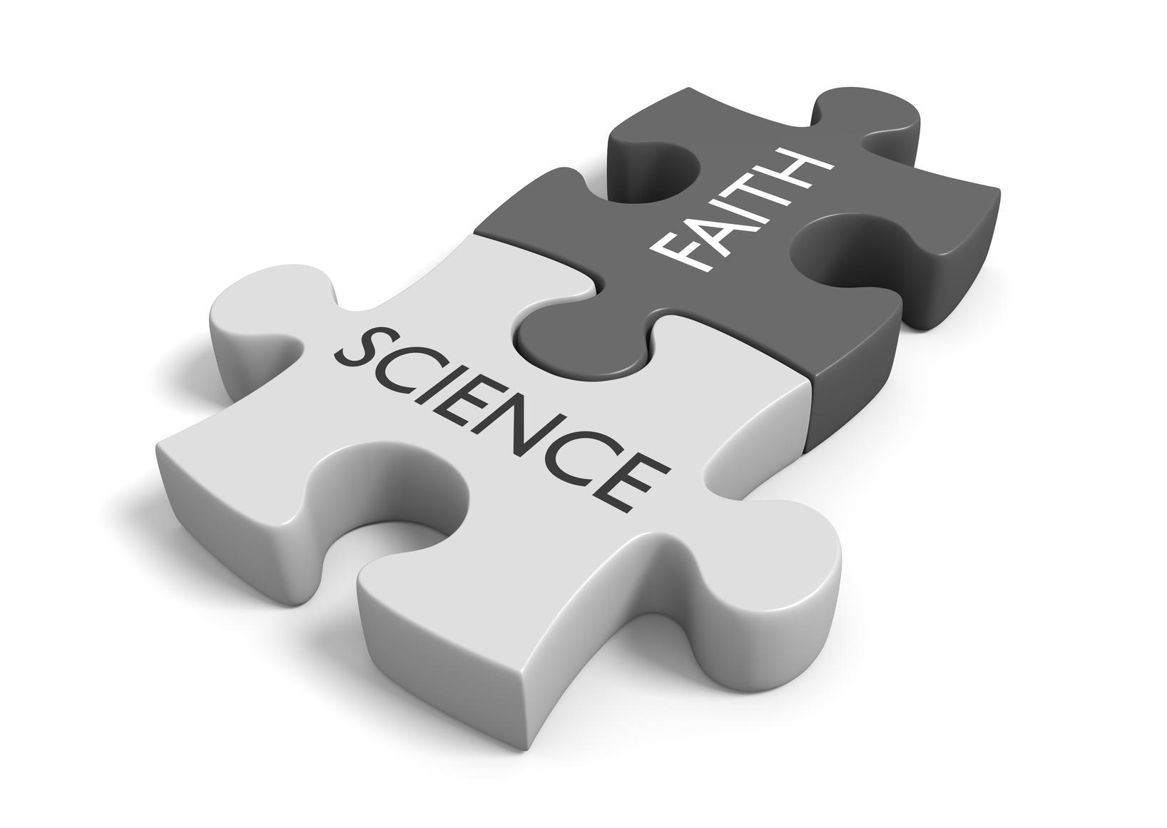 Glaube Wissenschaft