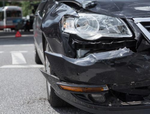 Verkehrsunfall mit verletztem Fahrzeugführer
