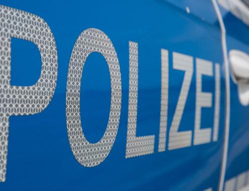 Suizidgefährdete Person greift Polizeibeamten mit Pfefferspray an