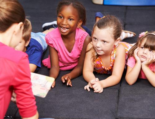 Kitas sind Bildungsorte: Neues Bildungsprogramm setzt Maßstäbe in der frühkindlichen Erziehung