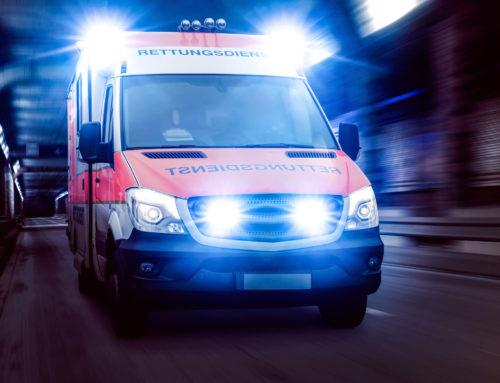 Tödlicher Verkehrsunfall in Kleinblittersdorf