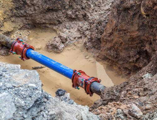 Homburg: Wasserleitung auf Friedhof in Schwarzenbach ist defekt