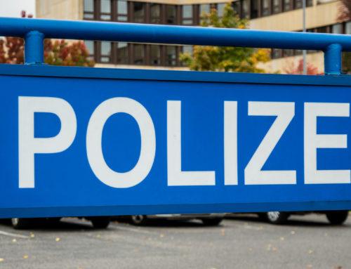 Verkehrsunfallflucht Parkplatz Florianstraße