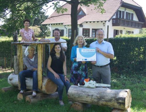 Blieskastel: Bundesweit einzigartiges Pilotprojekt im Blieskasteler Stadtwald