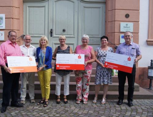 Blieskastel: Familienzentrum spendet Vereinsvermögen an vier wohltätige Vereine