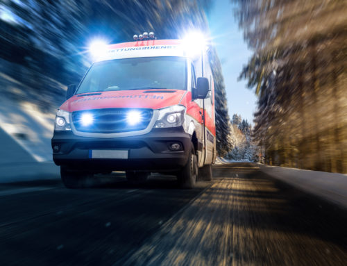 Schmelz: Verkehrsunfall mit verletztem Fahrradfahrer