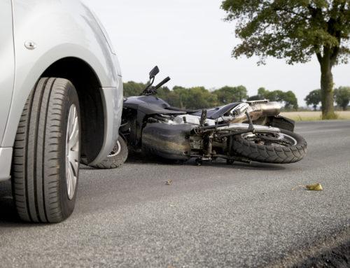 Verkehrsunfall mit verletztem Motorradfahrer in St. Ingbert