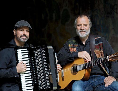 Michael Marx & Nino Deda: Bach-Balkan-Tango