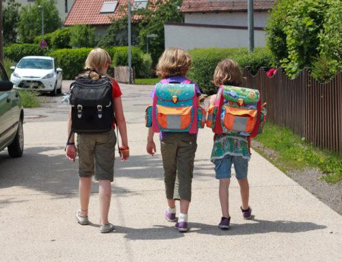 Landeshauptstadt verstärkt ab kommendem Schuljahr sozialpädagogisches Personal an der Gebundenen Ganztagsgrundschule Scheidt