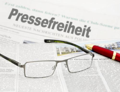 Tag der Pressefreiheit: Demokratie und Medien – Journalismus in der digitalen Welt