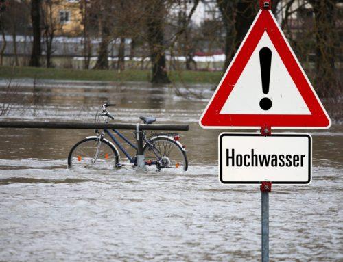 Grüne fordern Hochwasserschutz-Fonds
