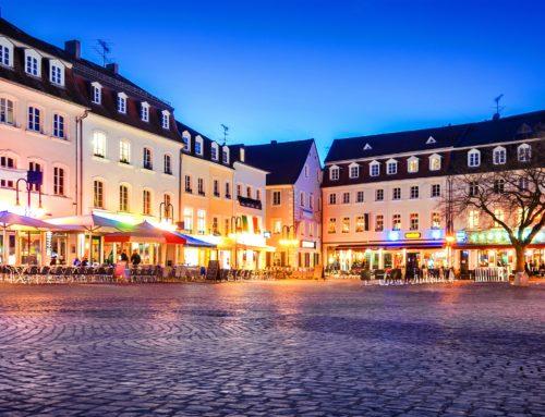 Altstadtfest mit Schwerpunkt 40 Jahre Dreierpartnerschaft mit Nantes und Tbilissi