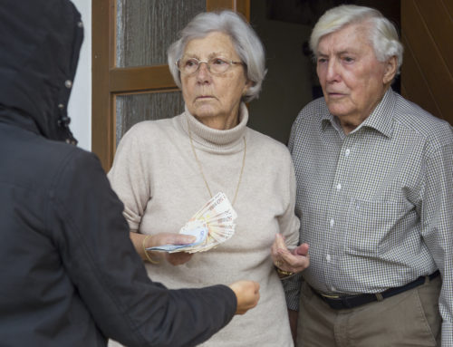 Zeugenaufruf Betrügerbanden bei Haustürgeschäften
