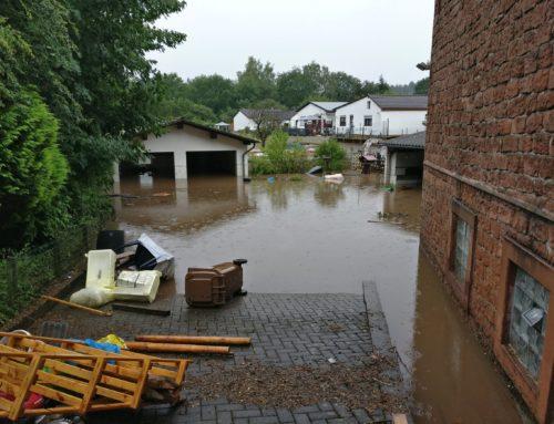 Schwere Unwetter in Kaiserlautern – Größtes Einsatzvorkommen seit über 25 Jahren