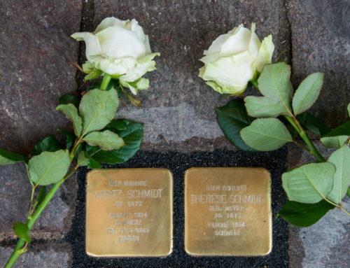 Stadtarchiv setzt Stolperstein-Aktion fort