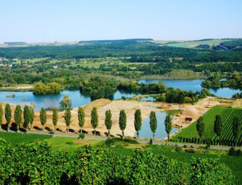 Landeskundliche Wanderung durch zwei Paradiese Durch zwei Paradiese (Remerschen und Wintrange in Luxemburg)
