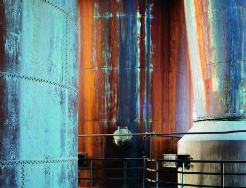 Weltkulturerbe Völklinger Hütte zeigt Retrospektive der Fotokunst von Franz Mörscher zur Völklinger Hütte