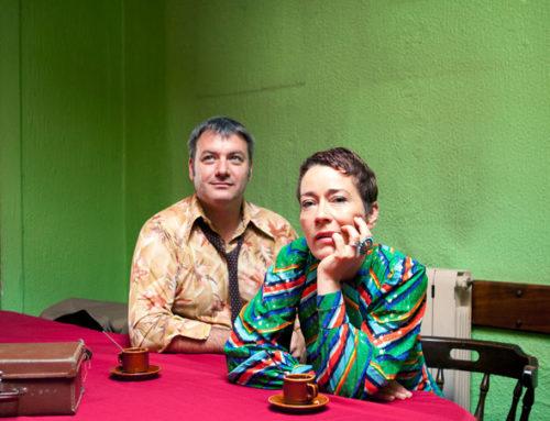 Jazz-Träume: Sascha Ley und Laurent Payfert spielen im Weltkulturerbe Völklinger Hütte