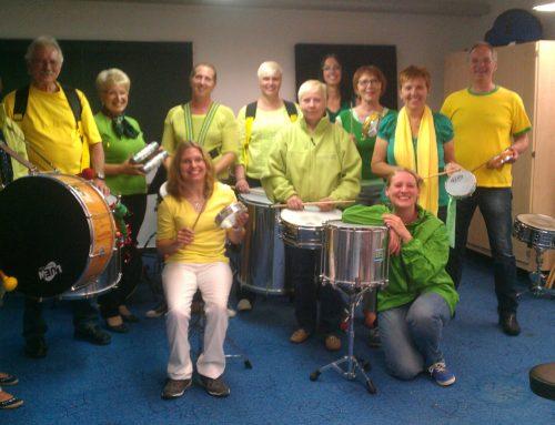 Samba-Workshop der Musikschule St. Ingbert