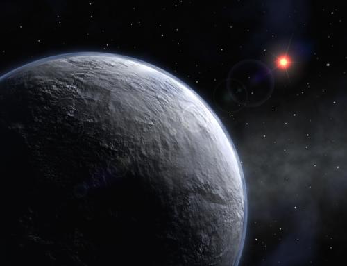 """Vortrag """"Auf der Suche nach der zweiten Erde"""""""