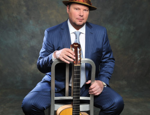 Pop-Weltstar Christopher Cross in Homburg