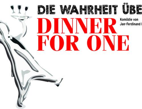 """In St. Ingbert erfährt man am 15. Januar die Wahrheit über """"Dinner for One"""""""