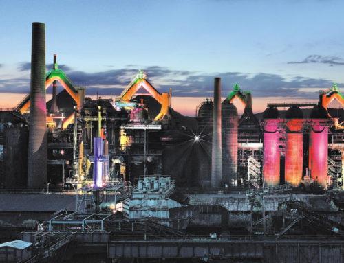 Von der Iron Bridge zur Völklinger Hütte – Die Möglichkeiten und Chancen der Industriekultur