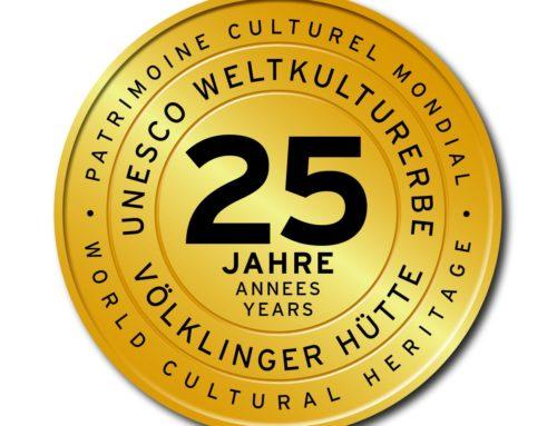 25 Jahre UNESCO-Weltkulturerbe Völklinger Hütte: Die internationale UrbanArt und das Gold der Pharaonen sind die Ausstellungsthemen des Weltkulturerbes Völklinger Hütte 2019