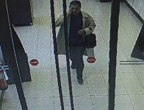 Diebstahl zweier Stofftaschen aus Einkaufswagen – Öffentlichkeitsfahndung